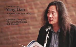 Eventi a Catania - Yang Lian
