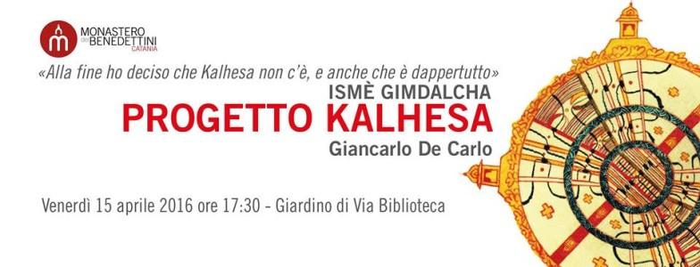 Eventi a Catania - progetto Kalhesa