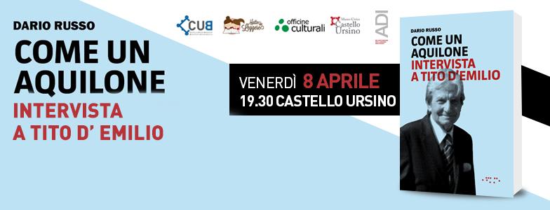 Eventi a Catania - Tito D'Emilio