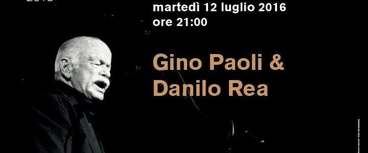 Nella Splendida cornice del Teatro antico di Catania, Gino Paoli & Danilo Rea saranno in concerto martedì 21 luglio alle ore 21:00.