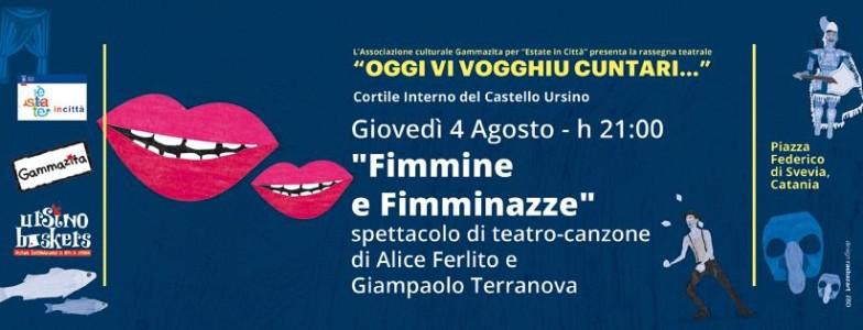 Fimmine e Fimminazze - PeriPeri - Eventi a Catania