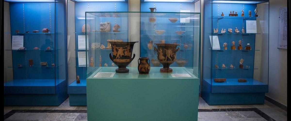 Peri Peri Eventi a Catania - Il Museo di archeologia va in pausa, ma per ricaricarsi