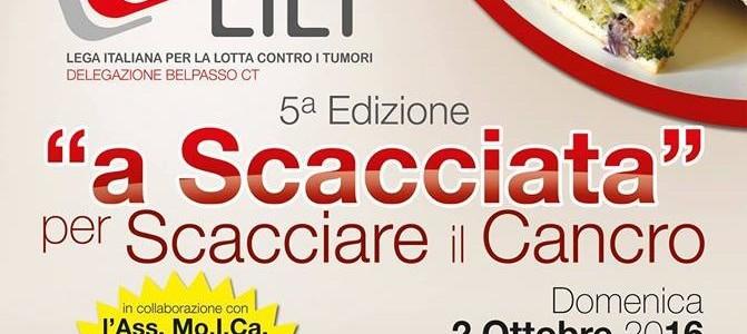 - A Scacciata per scacciare il cancro - PeriPeri - Eventi a Catania