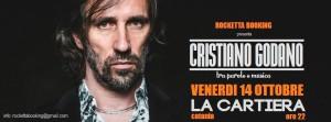Cristiano Godano - PeriPeri - Eventi a Catania