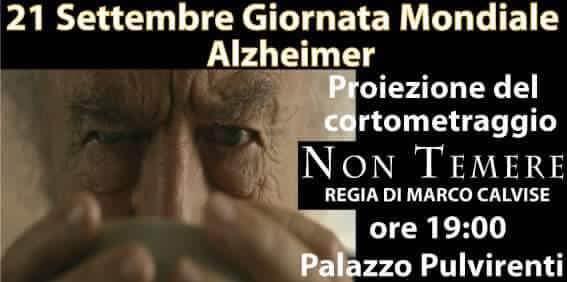 Alzheimer - PeriPeri - Eventi a Catania