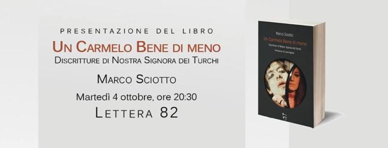 Carmelo Bene - PeriPeri - Eventi a Catania