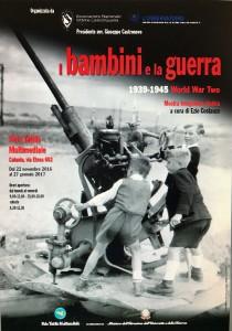 Periperi Catania - I bambini e la guerra