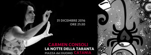 PeriPeri Catania - Carmen Consoli