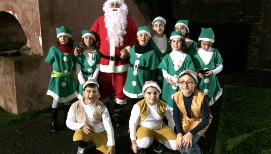 PeriPeri Catania - Villaggio di Babbo Natale