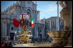 PeriPeri Catania - Le candelore