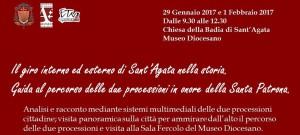 PeriPeri Catania - Giro interno ed esterno di Sant'Agata