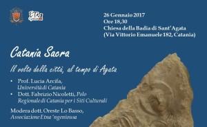 PeriPeri Catania - Catania sacra. Il volto della città al tempo di Agata.