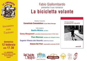 PeriPeri Catania - A La Librineria Fabio Giallombardo