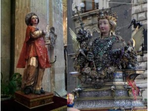 PeriPeri Catania - Agata e Euplio