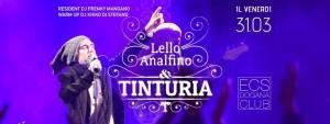 PeriPeri Catania - Tinturia in concerto