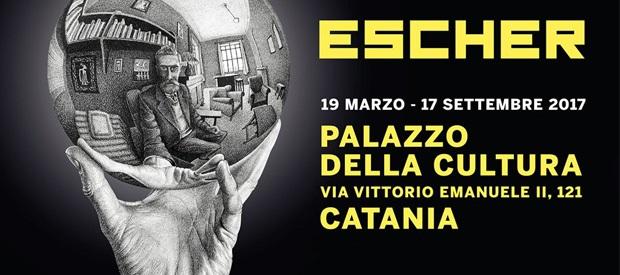 A palazzo della cultura la mostra dedicata ad escher for Escher mostra catania