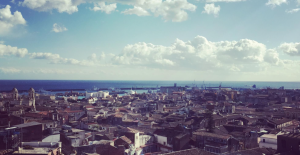 PeriPeri Catania - Veduta da San Nicolò