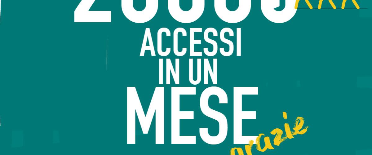 PeriPeri Catania - 20000 accessi in un mese