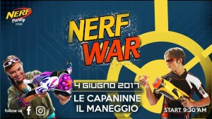 Nerf War - PeriPeri - Eventi a Catania