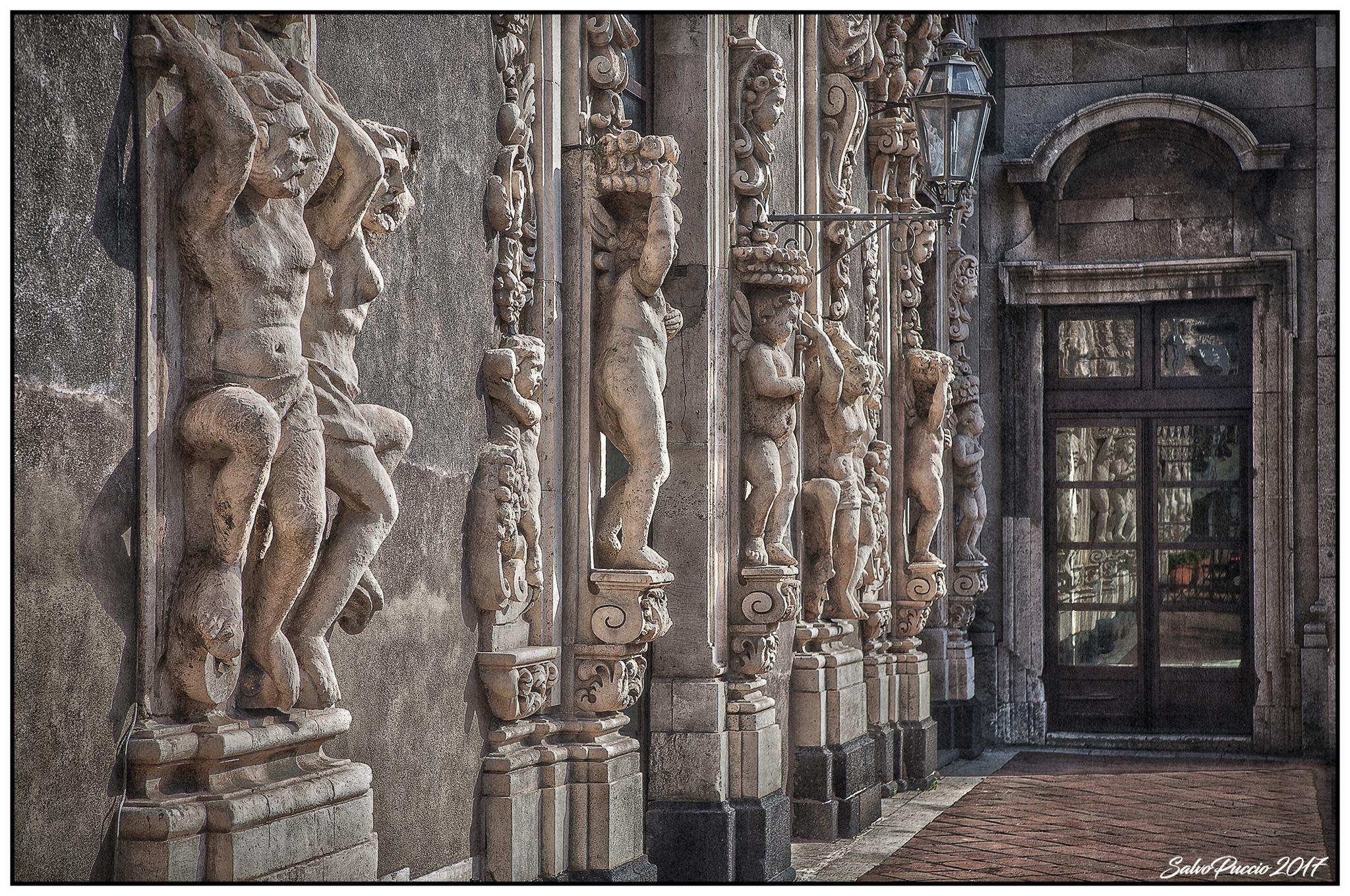 PeriPeri Catania - Palazzo Biscari