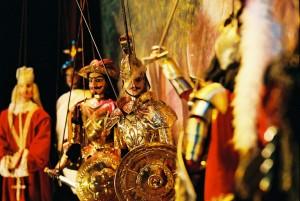 Pupi e Marionette - PeriPeri - Eventi a Catania