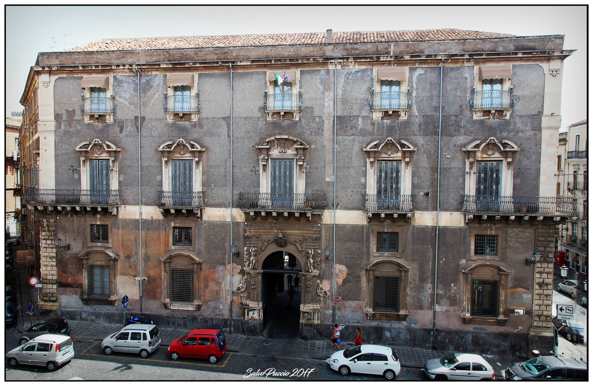 PeriPeri Catania - Palazzo Manganelli
