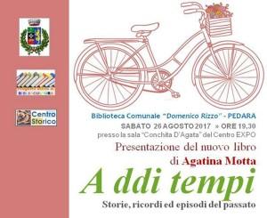 PeriPeri Catania - Presentazione libro Pedara