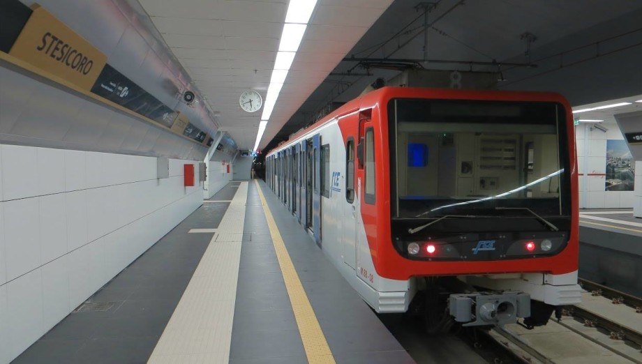 Metropolitana - PeriPeri Catania