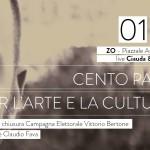 Periperi Catania - Vittorio Bertone Cento passi per l'arte e la cultura