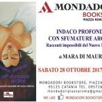 """PeriPeri - Eventi a Catania presentazione di """" indaco profondo con sfumature arcane"""""""