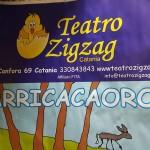 PeriPeri catania eventi -Teatro zigzag propone Arricacaoro, spettacolo divertente per bambini
