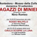 ragazzi di miniera - PeriPeri - Eventi a Catania