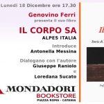 """PeriPeri - Eventi a Catania - Genovino Ferri presenta il nuovo libro """"Il corpo sa"""""""