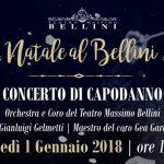 PeriPeri - Eventi a Catania - Concerto di Capodanno al Teatro Massimo Bellini