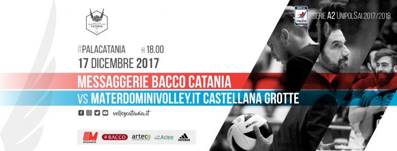 Messaggerie Bacco Volley - PeriPeri Catania