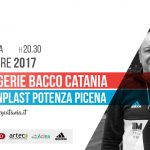 Messaggerie Bacco Volley PeriPeri - eventi a Catania