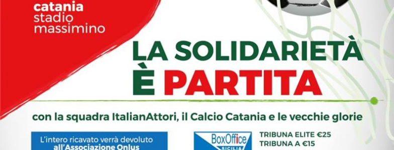 PeriPeri - Eventi a Catania - Partita di solidarietà con CalcioCatania