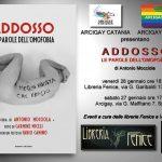 """PeriPeri - Eventi a Catania - Arcigay Catania presenta """"Addosso. Le parole dell'omofobia"""""""