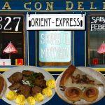 PeriPeri - Eventi a Catania - Cena con delitto sull'Orient Express di Veganosteria