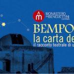"""PeriPeri - Eventi a Catania - """"Bemporad. La carta del cielo"""" al Monastero dei Benedettini"""