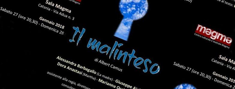 """PeriPeri - Eventi a Catania - Alla Sala Magma """"Il Malinteso"""" di Albert Camus"""