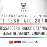 PeriPeri Catania - Messaggerie Bacco vs Lagonegro