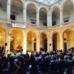 PeriPeri - Eventi a Catania - Monastero dei Benedettini - Sciara Quartet - Novecento in Brass - Porte Aperte 2018
