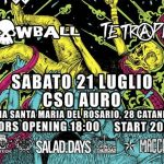Auro - PeriPeri - Eventi a Catania