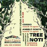 Bosco Ciancio - PeriPeri - Eventi a Catania