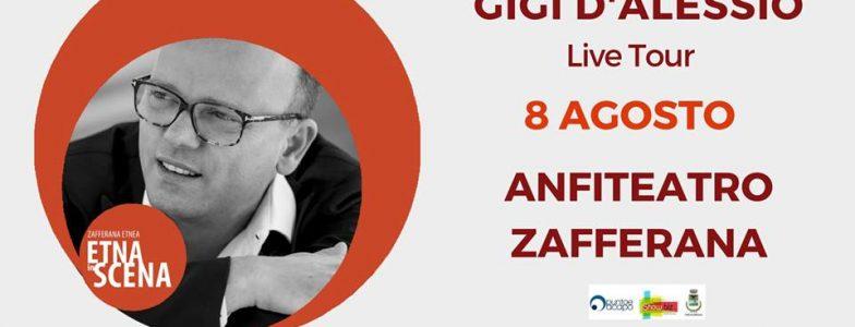 PeriPeri - Eventi a Catania - Gigi D'Alessio