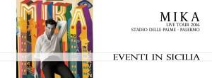 Eventi a Catania - Mika