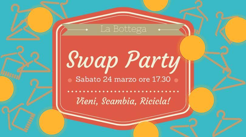 Da Bottega36 arriva lo Swap Party - PeriPeri Catania e57f7e69ae4