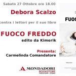 """PeriPeri - Eventi a Catania - """"Fuoco Freddo"""" al Mondadori Bookstore"""